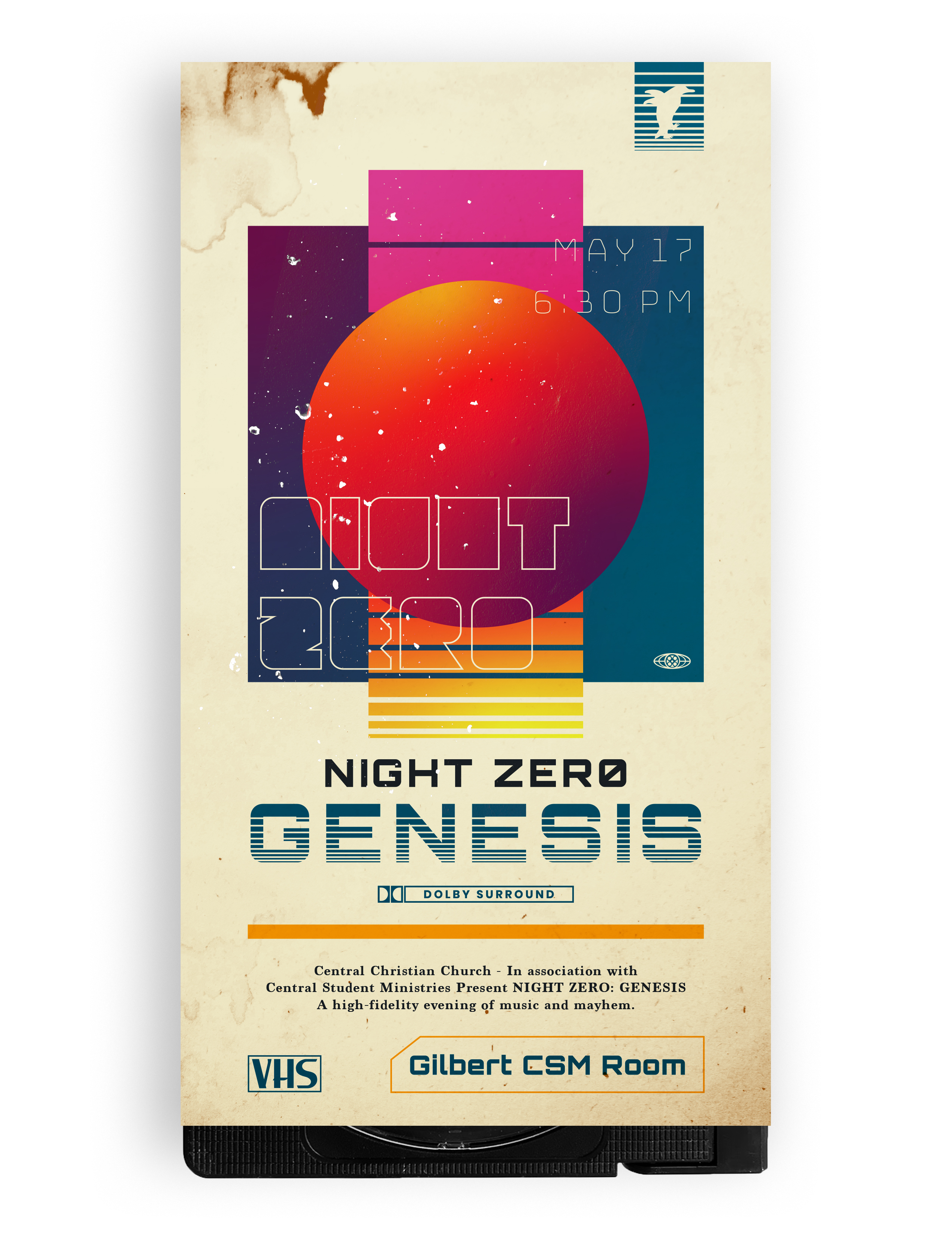 CSM Night Zero: Genesis