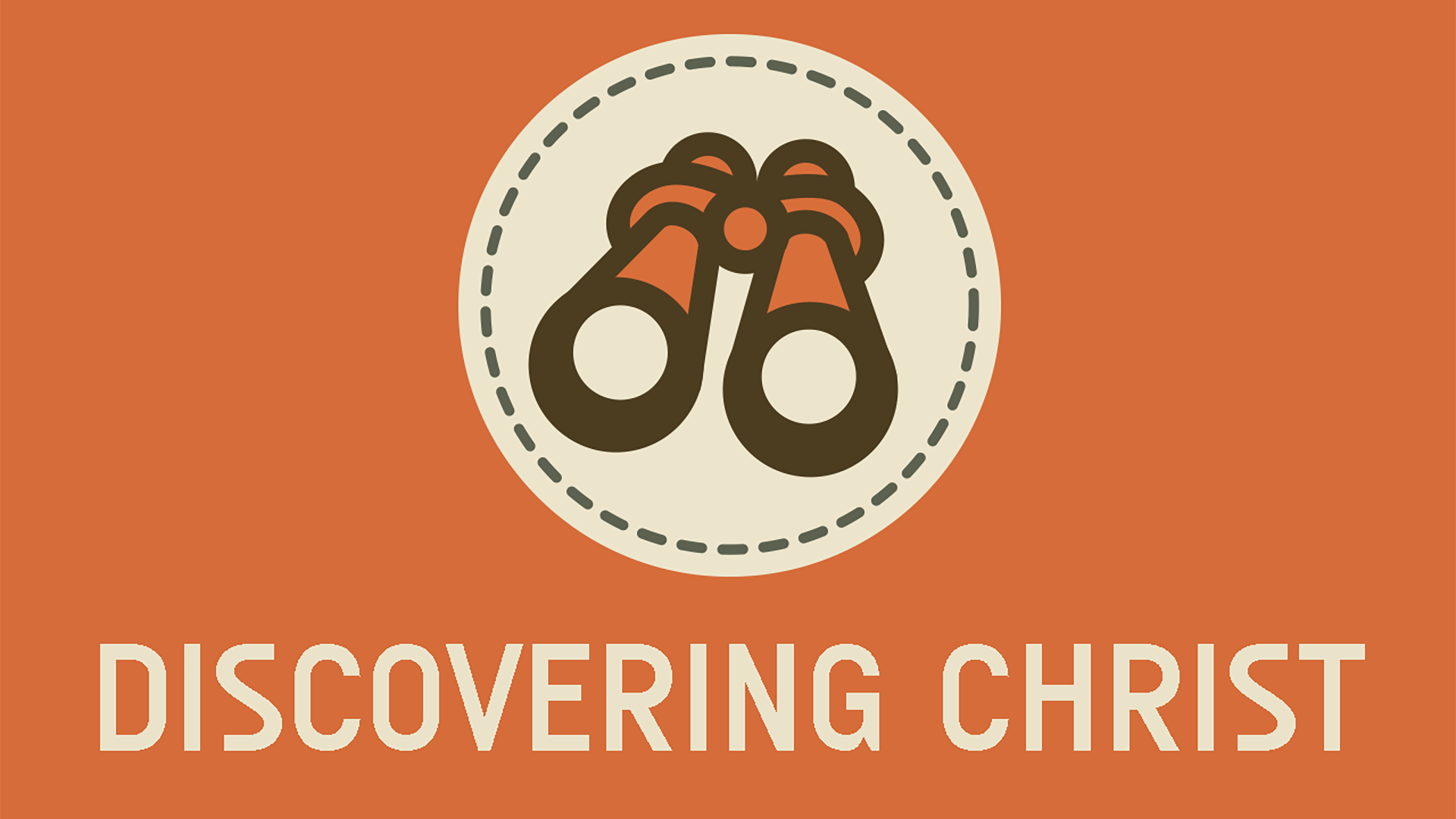 Discovering Christ for Kids